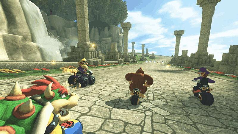 Nintendo confirm special Mario Kart 8, Wii U console bundle.