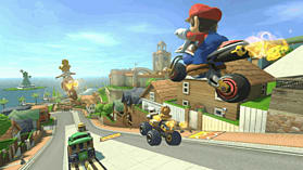 Black Wii U Premium with Mario Kart 8 screen shot 8
