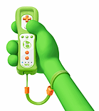 Nintendo Wii U Yoshi Remote Plus screen shot 1