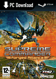 Supreme Commander Forged Alliance PC Games