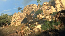 Sniper Elite III screen shot 9