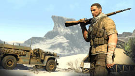 Sniper Elite III screen shot 5