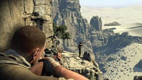 Sniper Elite III screen shot 6