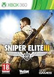 Sniper Elite III Xbox-360