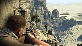 Sniper Elite III screen shot 2