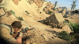 Sniper Elite III screen shot 3