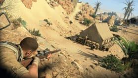 Sniper Elite III screen shot 4