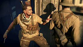 Sniper Elite III screen shot 5
