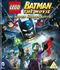 LEGO Batman: The Movie - DC Super Heroes Unite Blu-Ray