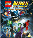 LEGO Batman: The Movie - DC Super Heroes Unite Blu-Ray