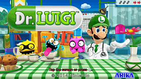 Dr. Luigi screen shot 2