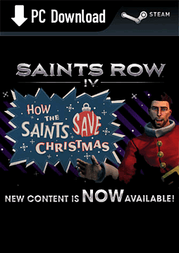 Saints Row IV - How The Saints Saved Christmas PC Games