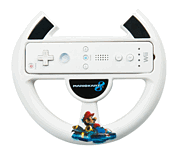 Wii U Super Mario Kart Racing Wheel screen shot 2