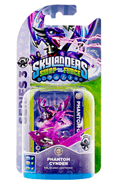 Phantom Cynder - Skylanders SWAP Force Toys and Gadgets