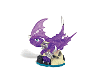 Phantom Cynder - Skylanders SWAP Force screen shot 1