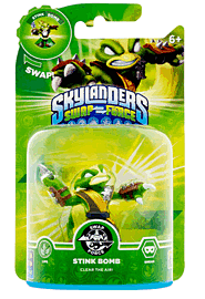Stink Bomb - Skylanders SWAP Force Toys and Gadgets