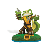 Stink Bomb - Skylanders SWAP Force screen shot 1