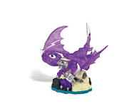 Skylanders SWAP Force Triple Character - Dune Bug, Phantom Cynder and Knockout Terrafin screen shot 1