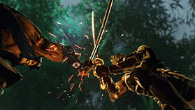 Yaiba: Ninja Gaiden Z Special Edition screen shot 1