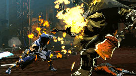 Yaiba: Ninja Gaiden Z Special Edition screen shot 6