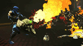 Yaiba: Ninja Gaiden Z Special Edition screen shot 7