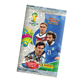 FIFA World Cup Brazil 2014 Official Trading Card Game - Adrenaline XL Starter Pack (incl 18 Trading Cards) Toys and Gadgets Cover Art