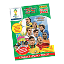 Official Panini FIFA 2014 World Cup Brazil - Sticker Album with Stickers (5 Sticker Packs) Strategy Guides and Books