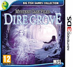 Mystery Case Files: Dire Grove 3DS