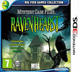 Mystery Case Files: Return to Ravenhearst 3DS