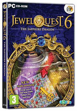 Jewel Quest 6: Sapphire Dragon 3DS