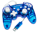 Rock Candy Wired PS3 Controller - Blue Accessories