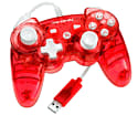 Rock Candy Wired PS3 Controller - Red Accessories
