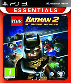 LEGO Batman 2 Essentials PlayStation 3