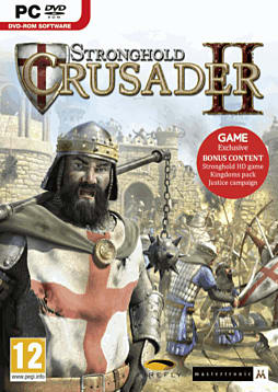 Stronghold Crusader 2: Limited Edition - Only at GAME PC Games Cover Art