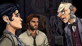 The Wolf Among Us - Episode 2: Smoke and Mirrors screen shot 2