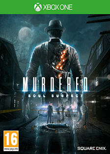 Murdered: Soul Suspect Limited Edition Xbox One Cover Art