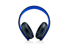 Official Sony Wireless Stereo Headset 2.0 - PS4/PS3/VITA screen shot 1