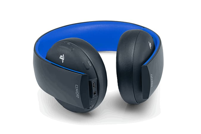 Sony playstation wireless headset 2 0