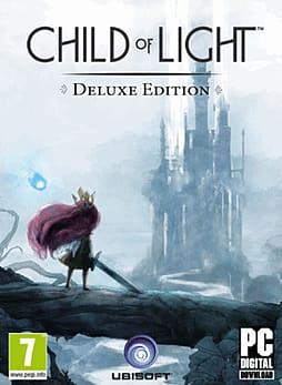 Child of Light PC Download Cover Art
