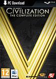 Sid Meier's Civilization V: The Complete Edition (MAC) PC Games