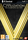 Sid Meier's Civilization V: The Complete Edition (MAC) PC Games