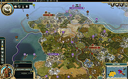 Sid Meier's Civilization V: The Complete Edition (MAC) screen shot 5
