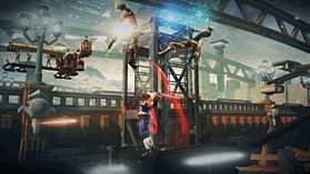 Strider (PlayStation 4) screen shot 2