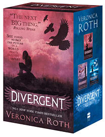 Divergent Box Set Strategy Guides and Books