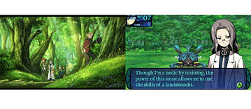 Etrian Odyssey Untold: The Millennium Girl screen shot 4