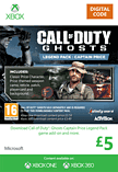 Call of Duty: Ghosts Captain Price Legend Pack Xbox Live