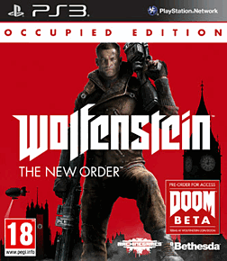 Wolfenstein: The New Order Occupied Edition - Only at GAME PlayStation 3