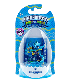 Spring Edition Punk Shock - Skylanders SWAP Force Toys and Gadgets