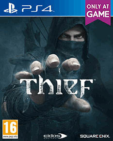 Thief Limited Edition PlayStation 4 Cover Art