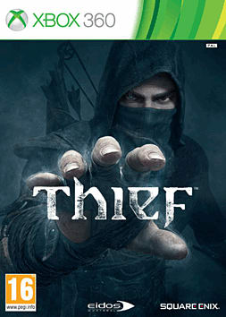 Thief Limited Edition Xbox 360 Cover Art